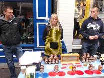Royal Welsh prize winning honey
