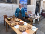 Medieval foods at Plas Mawr
