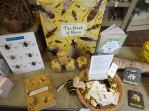 Bodnant Bees gifts at the Magnolia Tea Room