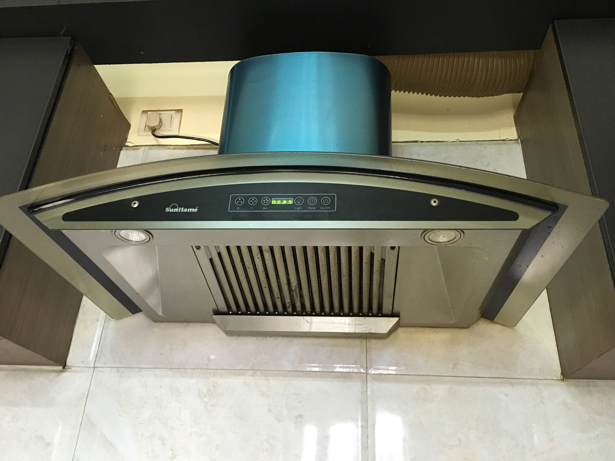 Review Innova 90cms Auto Clean Sunflame Auto Clean 90 cm
