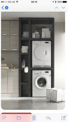 Genius Laundry Room Storage Organization Ideas 52