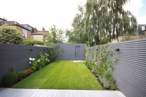 Amazing Scandinavian Backyard Landscaping Ideas 14