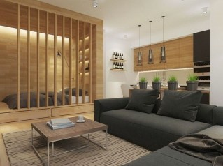 Beautiful Modern Small Apartment Design Ideas 03