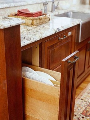 Best Ways To Organize Kitchen Cabinet Efficiently 06