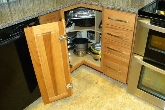 Best Ways To Organize Kitchen Cabinet Efficiently 08