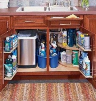 Best Ways To Organize Kitchen Cabinet Efficiently 43