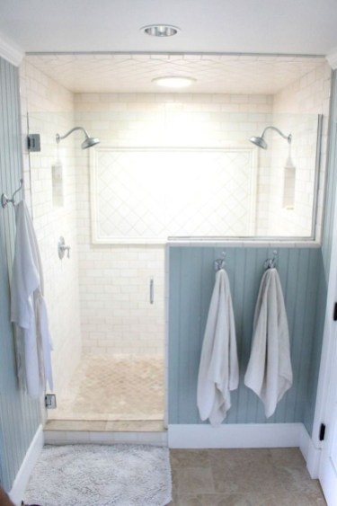 Creative Master Bathroom Shower Remodel Ideas 50