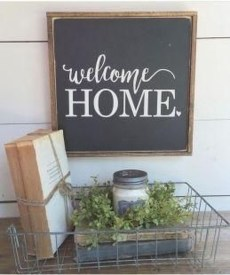Fantastic Simple Farmhouse Home Decor Ideas 18