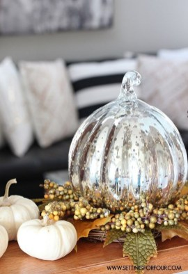 Fascinating Fall Home Tour Decor To Inspire 15