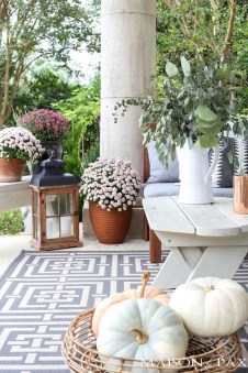Fascinating Fall Home Tour Decor To Inspire 22