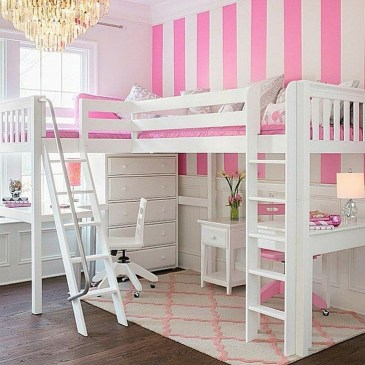 Incredible Bedroom Design Ideas For Kids 21