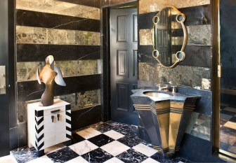 Lovely Eclectic Bathroom Ideas 22