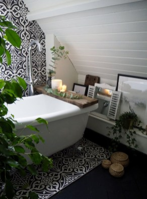 Lovely Eclectic Bathroom Ideas 24