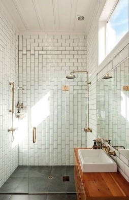 Lovely Eclectic Bathroom Ideas 25