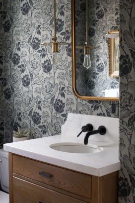 Stunning Vintage Bathroom Decor Ideas Trends 2018 07