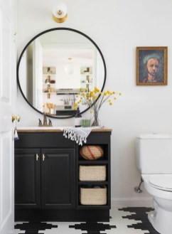 Stunning Vintage Bathroom Decor Ideas Trends 2018 31