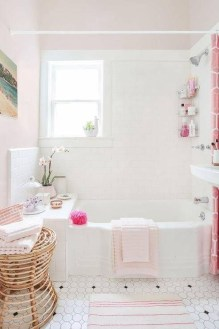 Stunning Vintage Bathroom Decor Ideas Trends 2018 32