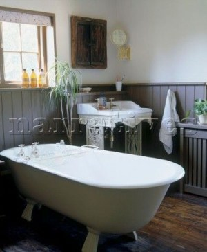 Stunning Vintage Bathroom Decor Ideas Trends 2018 36