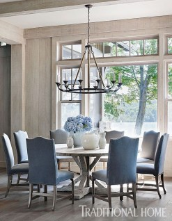 Stylish Beautiful Dining Room Design Ideas 01