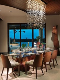 Stylish Beautiful Dining Room Design Ideas 03