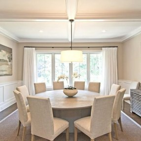 Stylish Beautiful Dining Room Design Ideas 27