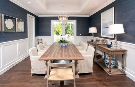 Stylish Beautiful Dining Room Design Ideas 49