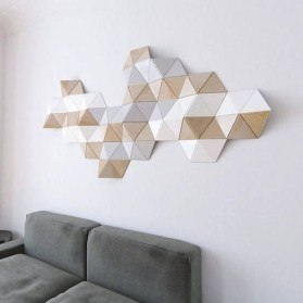 Creative Unique Wall Decoration Ideas 37