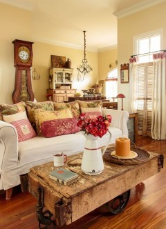 Gorgeous French Home Decoration Ideas 53