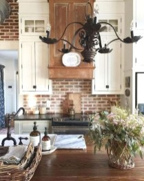 Stunning Farmhouse Kitchen Color Ideas 12