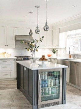 Unique Farmhouse Lighting Kitchen Ideas 24