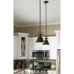 Unique Farmhouse Lighting Kitchen Ideas 47