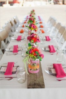 Wonderful Party Table Decorations Ideas 38