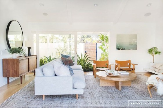 Attractive Mid Century Modern Living Rooms Design Ideas 32