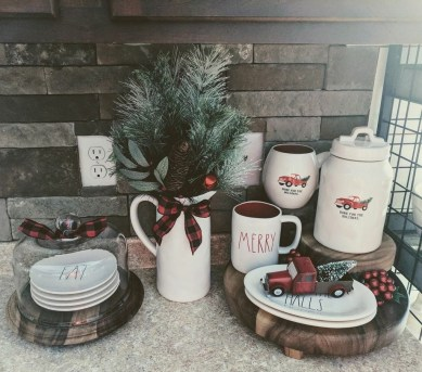 Awesome Country Christmas Decoration Ideas 24