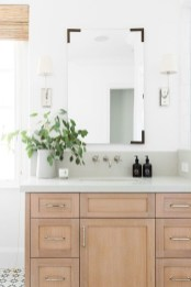 Beautiful Bathroom Mirror Ideas You Will Love 03