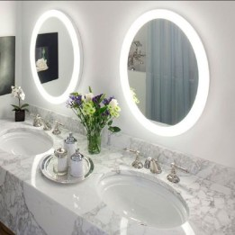 Beautiful Bathroom Mirror Ideas You Will Love 05