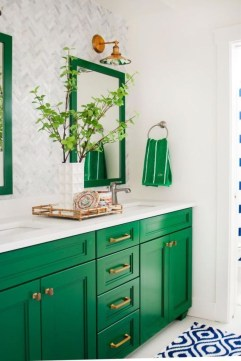 Beautiful Bathroom Mirror Ideas You Will Love 33