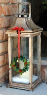 Exciting Christmas Lanterns For Indoors And Outdoors Ideas 08