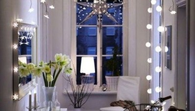 Fascinating Christmas Decor Ideas For Small Spaces 19