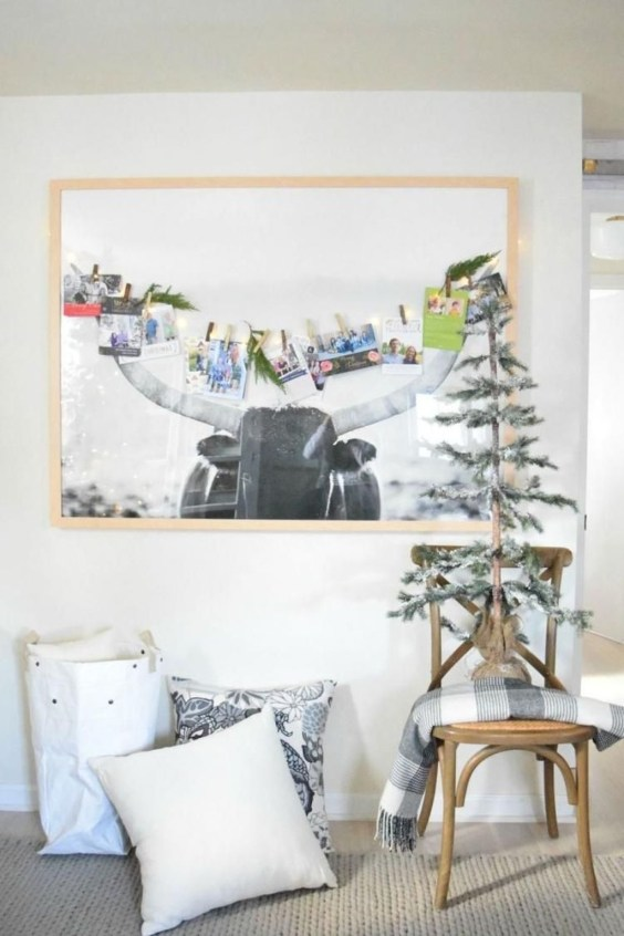 Fascinating Christmas Decor Ideas For Small Spaces 51