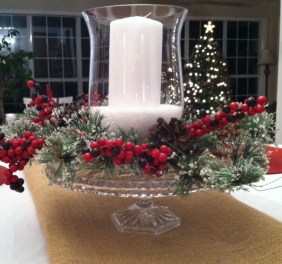 Inspiring Christmas Centerpiece Ideas 05