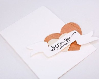 Awesome Diy Cards Design Ideas For Valentine Day 32