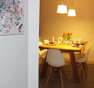 Charming Dining Room Decor Ideas For Valentines Day 37