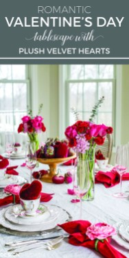 Cute Table Setting Ideas For Valentines Day 34