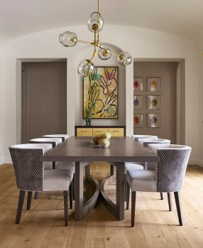 Fascinating Chandelier Lamp Design Ideas For Your Dining Room 25