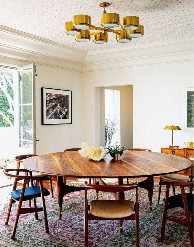 Fascinating Chandelier Lamp Design Ideas For Your Dining Room 41