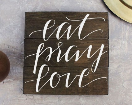 Wonderful Love Wood Sign Ideas For 2019 27