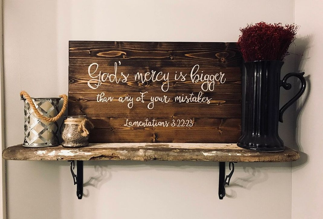 Wonderful Love Wood Sign Ideas For 2019 37