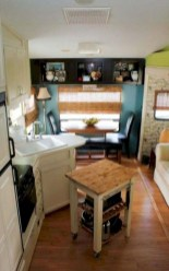 Amazing Travel Trailers Remodel Rv Living Ideas 05