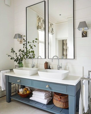 Awesome Bathroom Makeover Ideas On A Budget 42